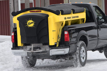Commercial Salting and De-Icing