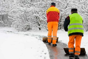 Residential Snow Removal and De-Icing