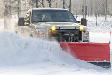 Commercial Plowing